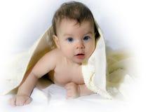 Piccolo bambino Fotografia Stock Libera da Diritti