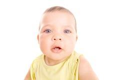 Piccolo bambino fotografia stock