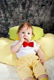 Piccolo bambino dolce Immagine Stock Libera da Diritti