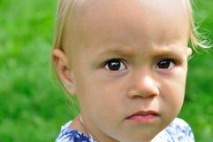Piccolo bambino grazioso Fotografie Stock Libere da Diritti