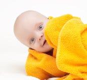 Piccolo bambino sveglio Immagini Stock Libere da Diritti