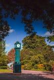 Piccolo Ben Clock Tower Fotografia Stock