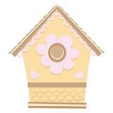 Piccolo Birdhouse Fotografie Stock Libere da Diritti
