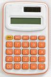 Piccolo calcolatore Fotografia Stock Libera da Diritti