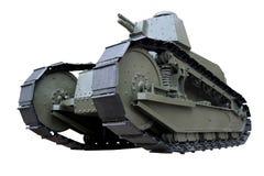 Piccolo carro armato della scorta Immagini Stock