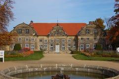 Piccolo castello, Blankenburg Fotografia Stock Libera da Diritti