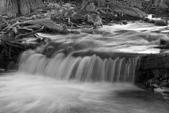Piccolo corso d'acqua Immagini Stock
