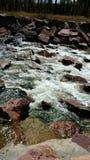 Piccolo corso d'acqua Fotografia Stock Libera da Diritti