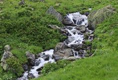 Piccolo corso d'acqua di massima Immagine Stock Libera da Diritti