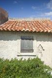 Piccolo cottage francese fotografia stock
