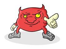 Piccolo demone Immagini Stock