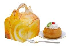 Piccolo dessert Fotografia Stock