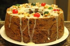 Piccolo dessert, facente un spuntino, cibo dello spuntino, sano, dessert Fotografia Stock Libera da Diritti