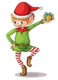 Piccolo elfo Immagine Stock