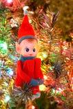 Piccolo elfo Fotografia Stock Libera da Diritti