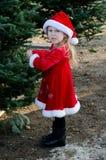 Piccolo elfo contrariato Fotografia Stock