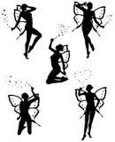 Piccolo fairy Immagini Stock