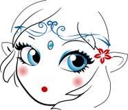 Piccolo fairy illustrazione vettoriale