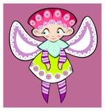 Piccolo Fairy Fotografia Stock Libera da Diritti