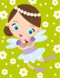 Piccolo fairy illustrazione di stock