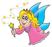 Piccolo fairy Fotografie Stock