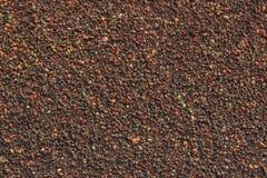 Piccolo fondo di struttura delle pietre di colore differente Fotografie Stock Libere da Diritti