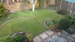 Piccolo giardino Immagine Stock