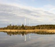 Piccolo lago fotografie stock libere da diritti