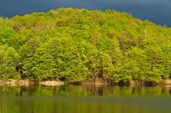 Piccolo lago Immagini Stock Libere da Diritti