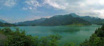 Piccolo mare del sud della Cina Fotografia Stock
