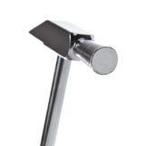 Piccolo martello del metallo con la maniglia di plastica Immagine Stock