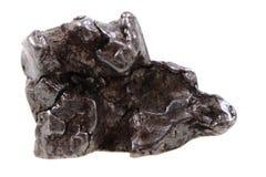 piccolo minerale della meteorite del metallo Immagine Stock Libera da Diritti