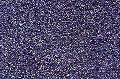 piccolo modello delle pietre di colore blu Fotografie Stock Libere da Diritti