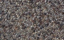 Piccolo modello delle pietre di colore grigio Fotografia Stock Libera da Diritti