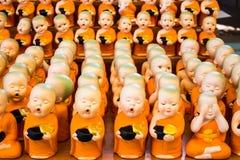 Piccolo monaco Fotografia Stock
