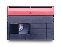 Piccolo nastro della videocamera portatile Fotografia Stock