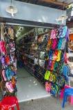 Piccolo negozio nello stile tailandese. Immagini Stock