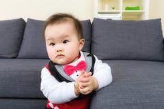 Piccolo neonato immagine stock
