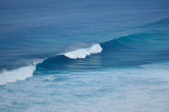 Piccolo oceano Wave Fotografie Stock Libere da Diritti