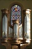 Piccolo organo Immagine Stock