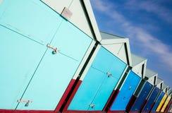 Piccolo pantry di colore piacevole vicino al mare Fotografia Stock Libera da Diritti
