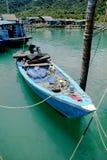 Piccolo peschereccio Fotografia Stock