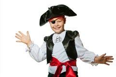 Piccolo pirata Fotografie Stock Libere da Diritti