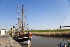 Piccolo porto Fotografie Stock