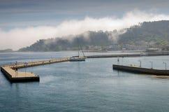 Piccolo porto Immagine Stock