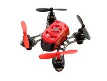 Piccolo quadcopter Fotografia Stock