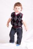 Piccolo ragazzo Fotografie Stock Libere da Diritti