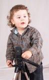 Piccolo ragazzo Fotografia Stock
