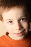 Piccolo ragazzo Fotografia Stock Libera da Diritti