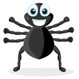 piccolo ragno sveglio   Fotografie Stock